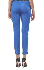 Straight Pants (Royal Blue)
