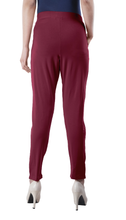 Load image into Gallery viewer, Knit Pants (Maroon)
