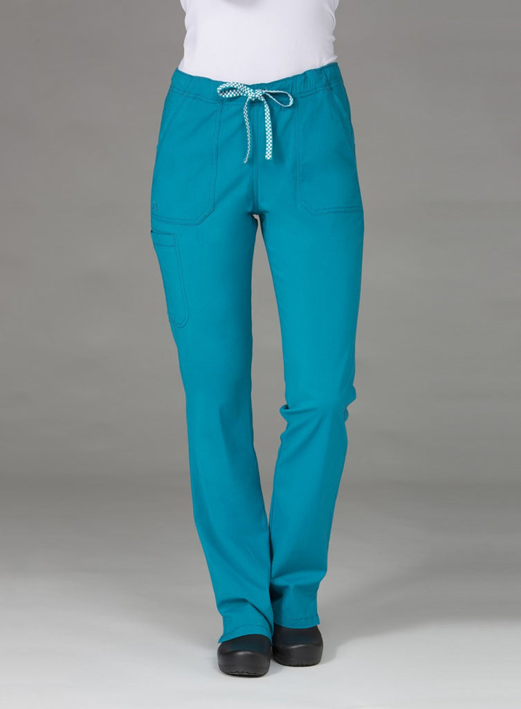 Maevn EcoFlex-Item# 9314- Full Elastic Waist With Hidden Welt Cargo Pant (Regular Length) (Size XS-2XL)