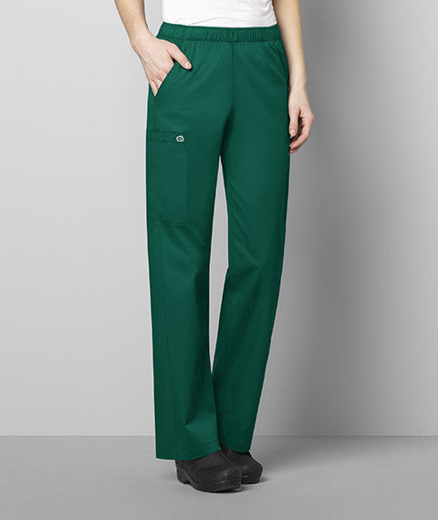 WonderWORK by WonderWInk-Women's Pull-On Cargo Pant-Item# 501 (Regular Length) (Size 2X-5X)