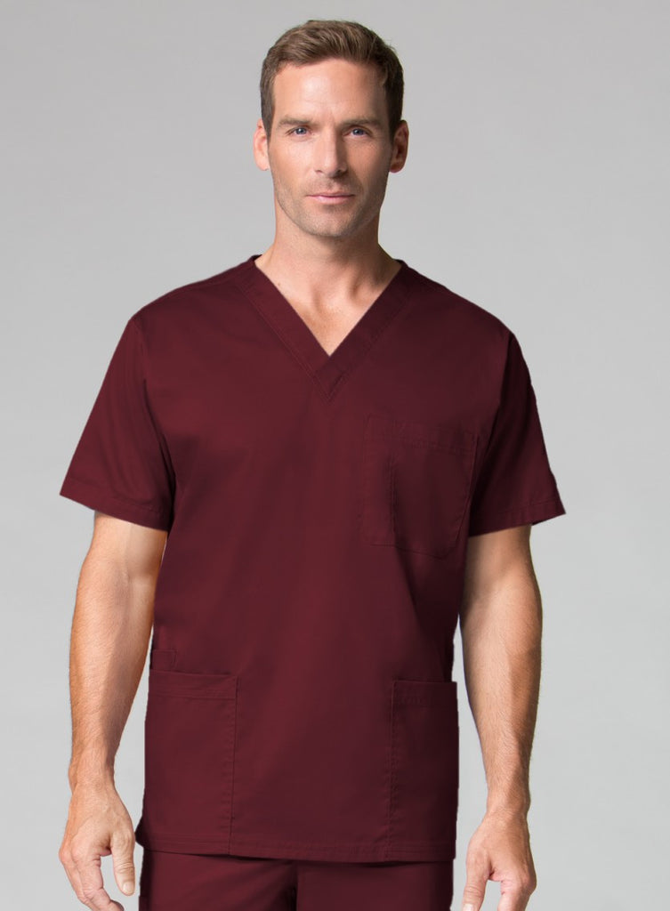 Maevn Mens-Men's 3 Pocket V-Neck Top-Item# 5212 (Size S-3XL)