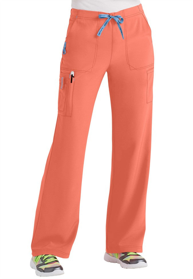 Cross-Flex by Carhartt-Women's Utility Boot Cut Pant-Item# C52110 (Tall Length)(Sizes XS-3X)