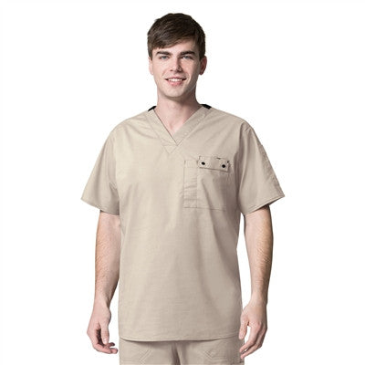 Men's WonderFlex -HONOR- Utility Top-item# 6618 (S-3XL)