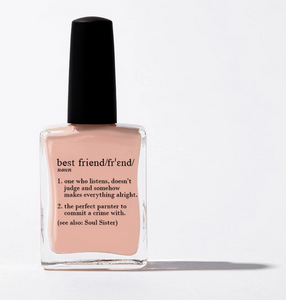 Beysis Nail Lacquer Best Friend - Pastel Peach