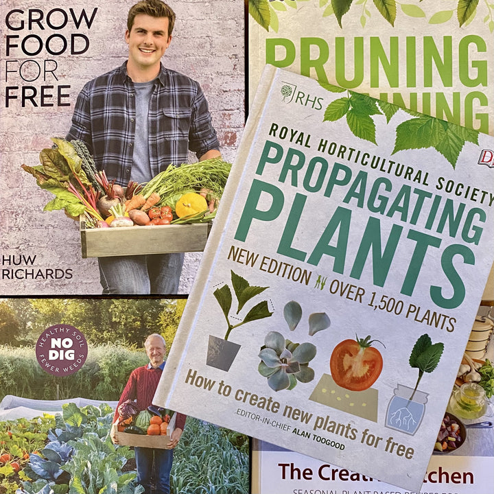 Must Have Gardening Books