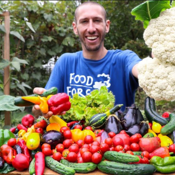 People you need to follow if you want to grow your own food