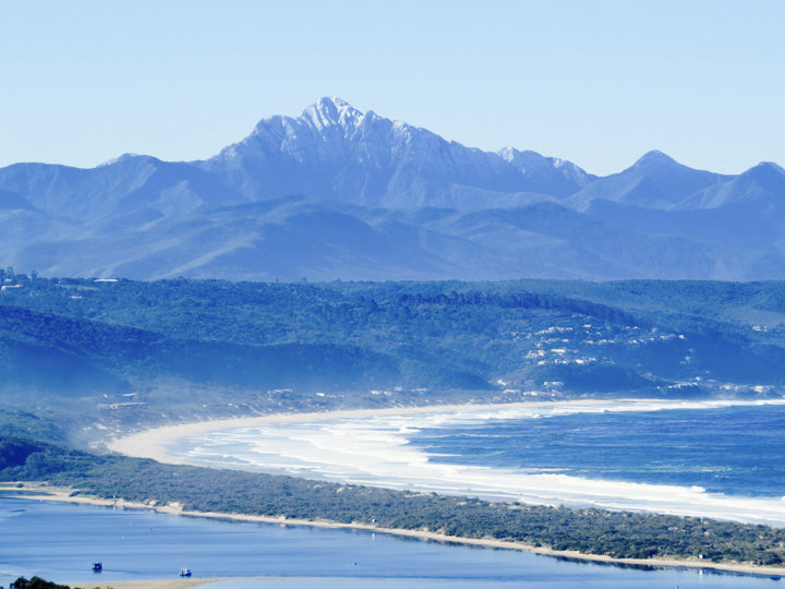 Snow in Plettenberg Bay on Formosa Peak