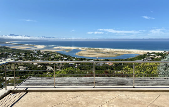 The Best View in Plettenberg Bay