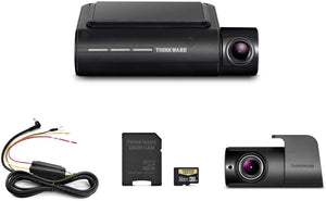 Thinkware TW-F800PRO-DH Camera with Hardwiring Kit- Certified Refurbished