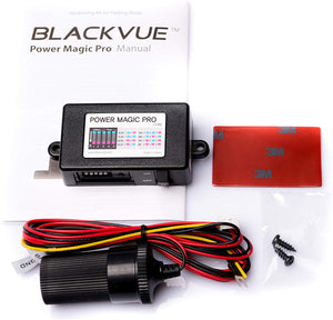 Blackvue Hard wiring Kit PMP