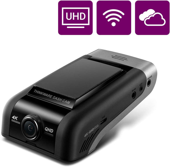 Thinkware U1000D 4K Dash Cam, Up to 128GB