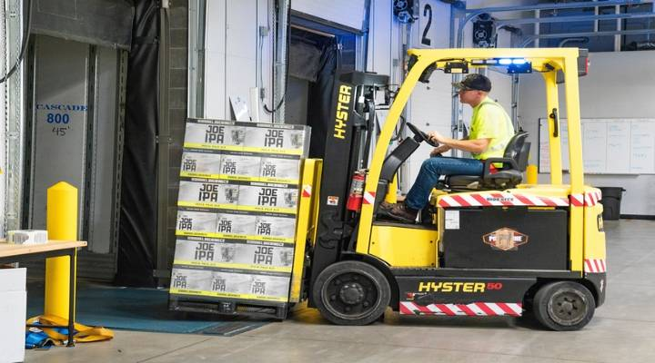 Material handling - what does it mean?