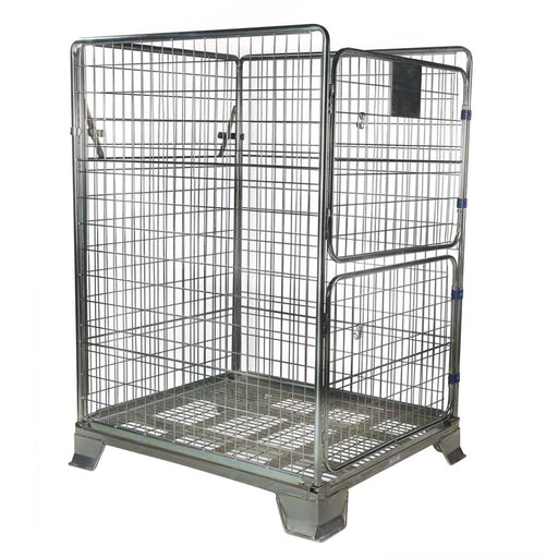 Heavy Duty Parcel Cage Pallet