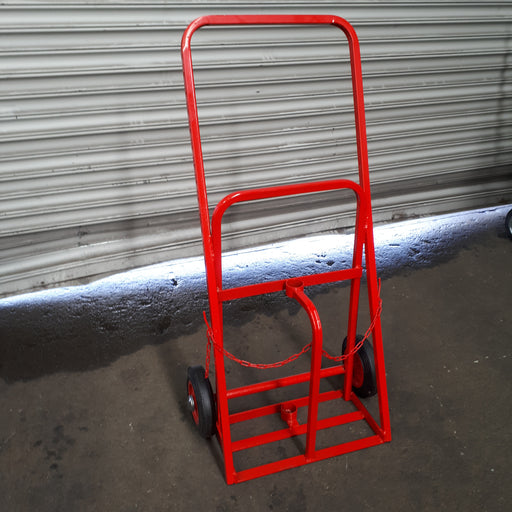 Midi Twin Gas Cylinder Trolley