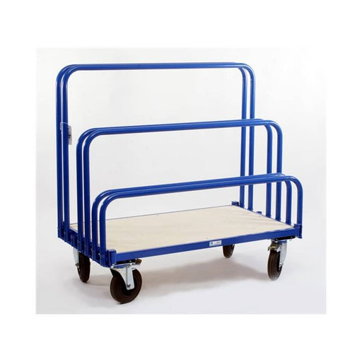 Adjustable Board Trolley With Choice of Supports and Wheels