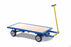 Small Turntable Platform Truck Solid Wheels