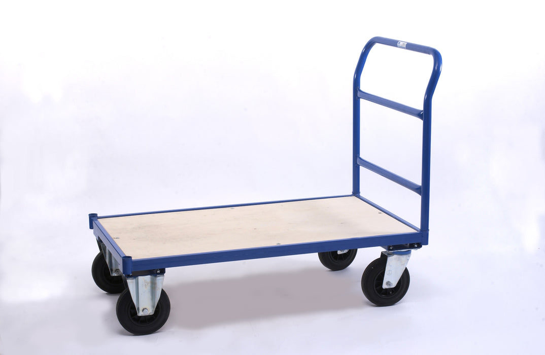 Single Open Handle Platform Trolley