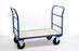 Double Open Handle Platform Trolley
