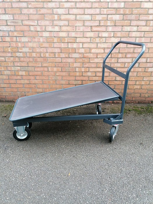 Cash and Carry Trolley Without Basket