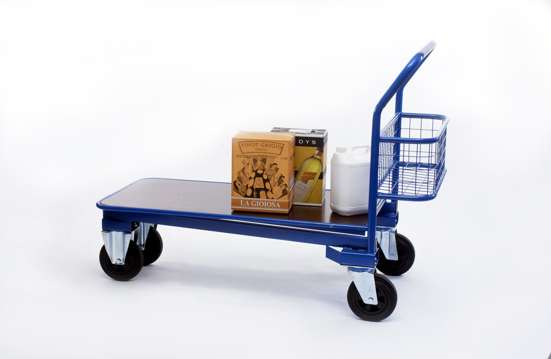 Nestable Cash and Carry Trolley