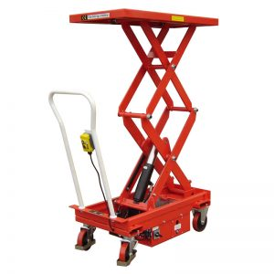Electric Double Scissor Lift Table 800KG