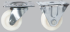 Economy Range: Nylon Castors | 50 - 75mm Wheel