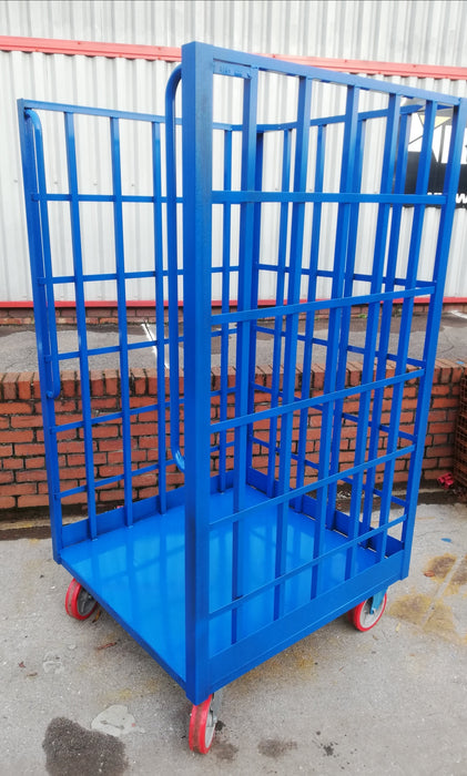 Three Sided Transport Parcel Cage