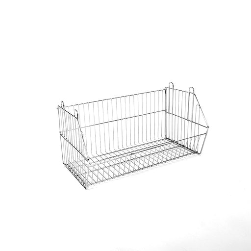 Medium Stacking Wire Baskets