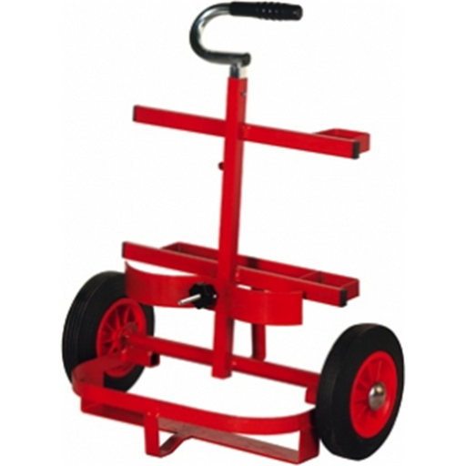 Portable Lightweight Budget Gas Cylinder Trolley
