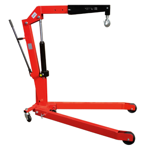 Folding Workshop Crane 500kg