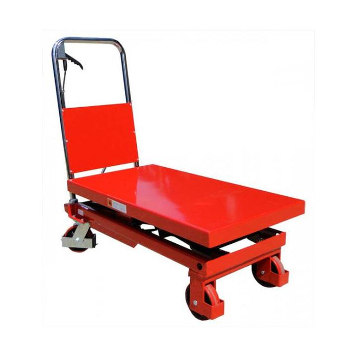 Single Manual Scissor Lift Table 500KG