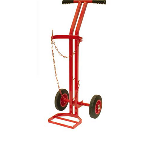 Small Single Cylinder Gas Trolley