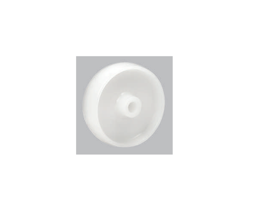 White Nylon Wheel | 75 - 200mm Wheel