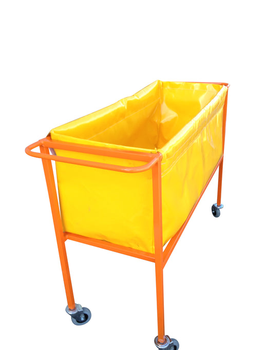 Warehouse Picking Trolley with Removable Bag
