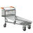 Plated Cash and Carry Trolley