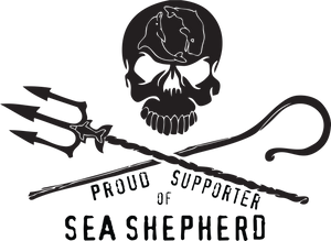 Proud Supporter of Sea Shepherd