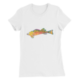 White Candy Darter T-Shirt