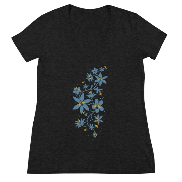women rusty patch bumblebee t-shirt