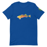 blue candy darter t-shirt
