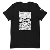Bog Turtle black t-shirt