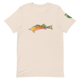 soft cream candy darter t-shirt