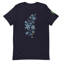Rusty Patch Bumblebee T-Shirt navy