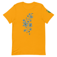 Rusty Patch Bumblebee T-Shirt gold