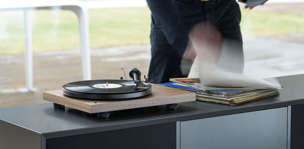 Pro-Ject Audio Systems - Debut Recordmaster