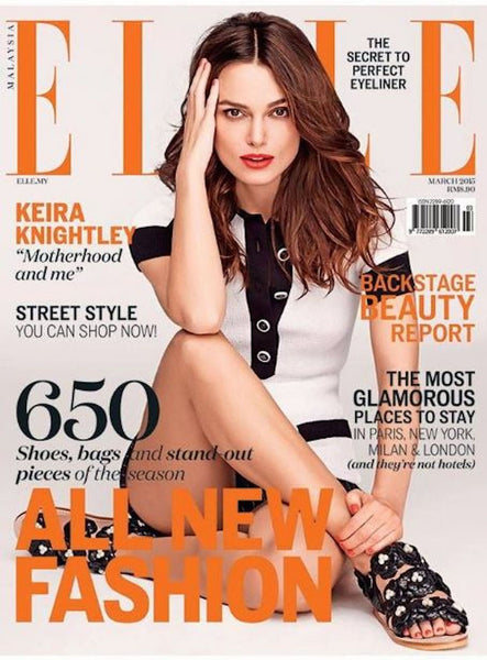 ELLE Malaysia - March 2015