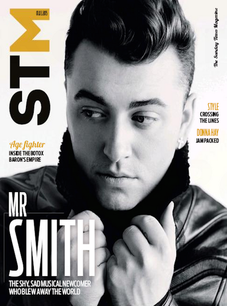 Sunday Times Magazine Perth - March 2015
