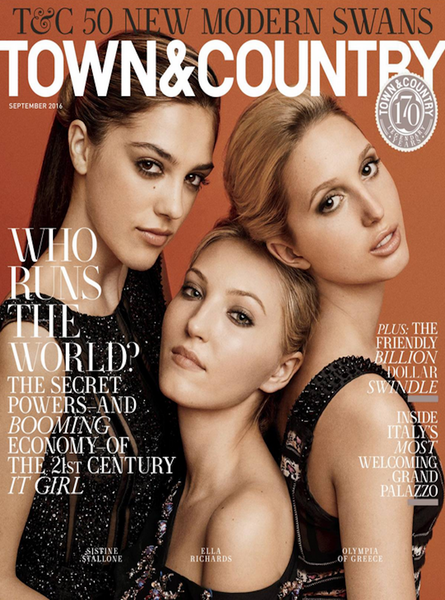 Town & Country - September 2016