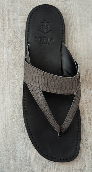 Sofia Capri | Handcrafted, Quality Leather Sandals Made in Capri