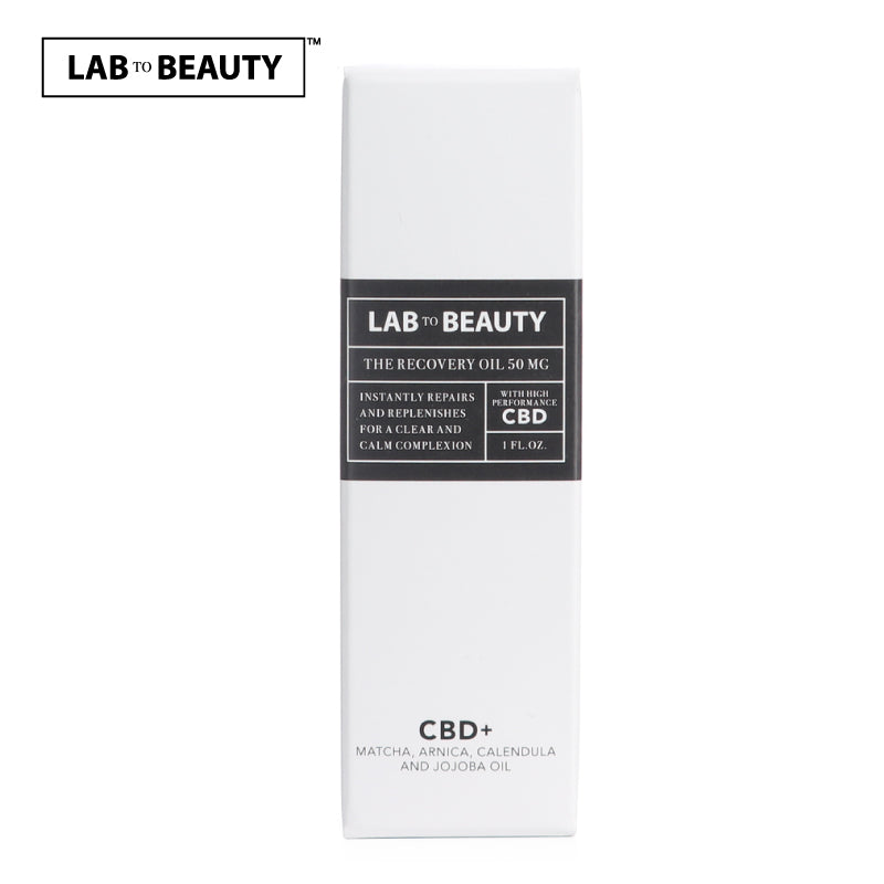 Lab to Beauty 修复油 The Recovery Oil