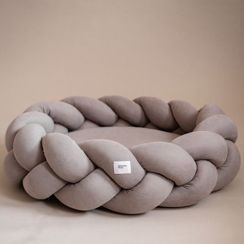 Dog bed Pony kolosony beige